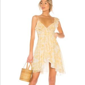 Revolve X House of Harlow Darma dress